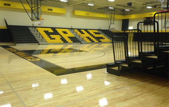 GPHS Gym